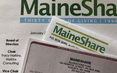 MaineShare Distributes $129,610 To 44 Maine Nonprofits